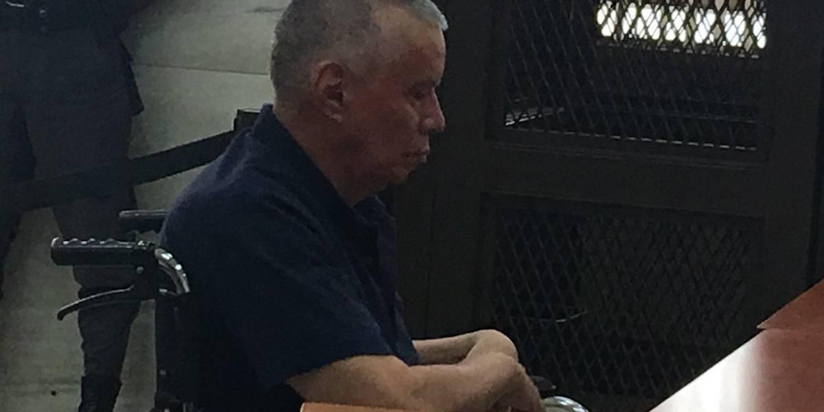 Jueza ordena nueva evaluación médica para Víctor Hugo Soto Diéguez