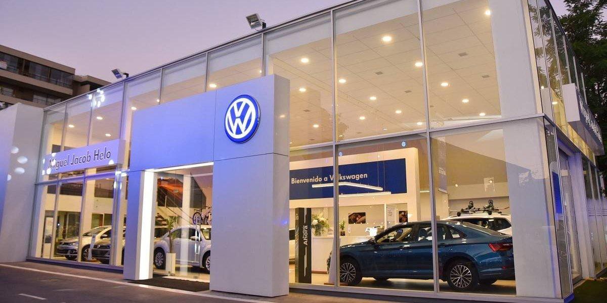 Volkswagen y Miguel Jacob Helo tienen nuevo showroom