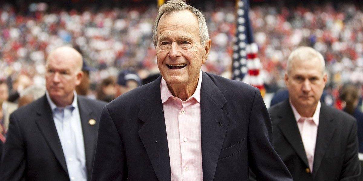Políticos locales muestran sus condolencias tras fallecimiento de Bush, padre