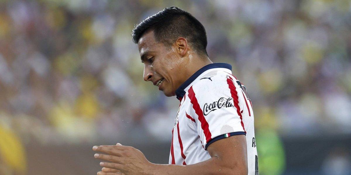 Chivas se deshace de Sepúlveda para adquirir a Villalpando