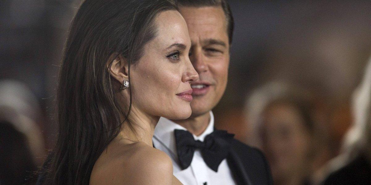 Angelina Jolie teria revelado segredo de Brad Pitt que abalou a relação com um dos filhos