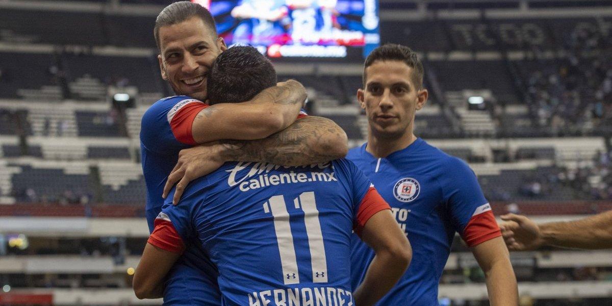 Cruz Azul elimina a Querétaro y es el primer semifinalista