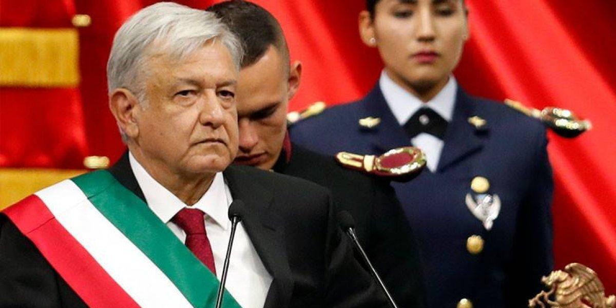 """López Obrador promete una """"nueva patria"""" con más pueblo y menos corrupción"""