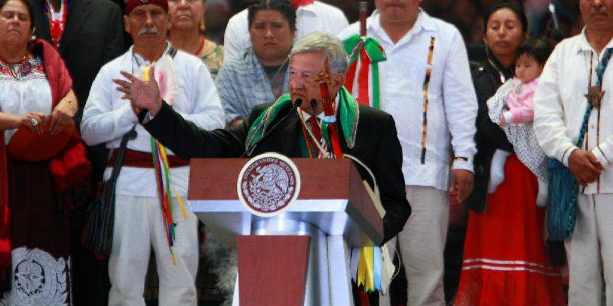Presenta AMLO sus 100 proyectos de gobierno frente a la Nación
