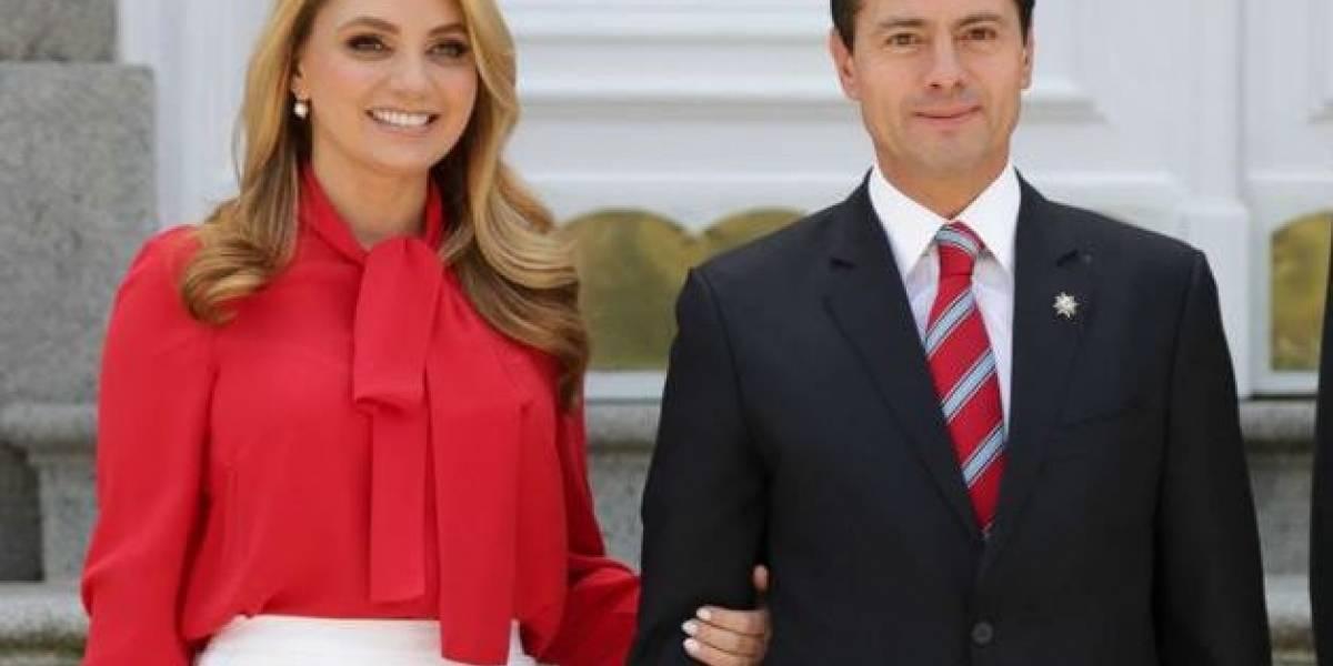 Actriz Angélica Rivera confirma su divorcio del expresidente de México