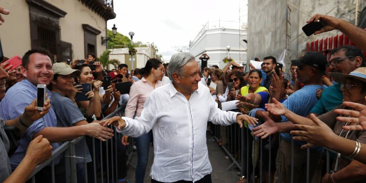 EN VIVO: Toma de posesión en México: asume Andrés Manuel López Obrador