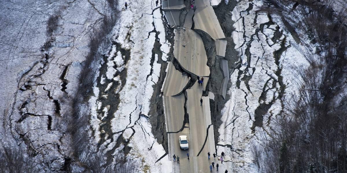Centenares de réplicas sacuden Alaska después de sismos