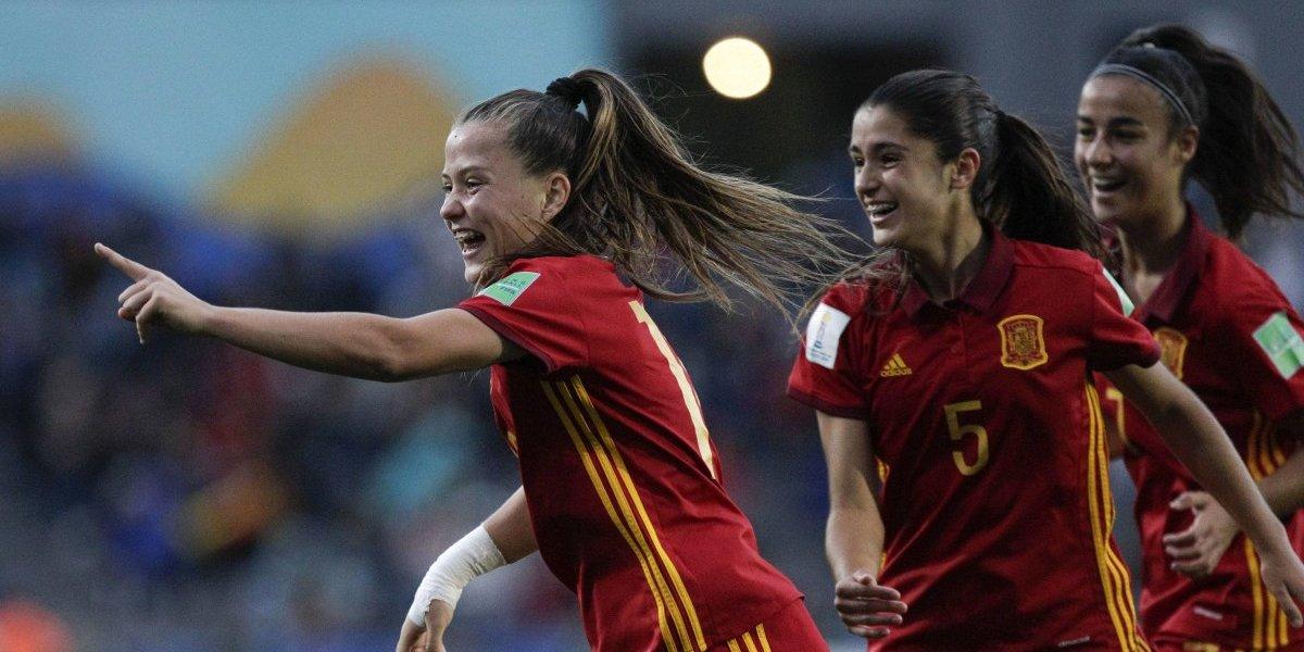 España vence a México y se proclama campeón del mundo Sub-17