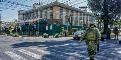 consulado de EU en Guadalajara