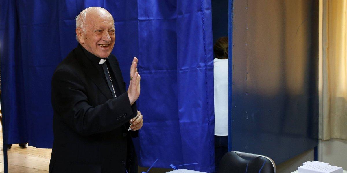 Crisis en la Iglesia chilena: Ricardo Ezzati tendría sucesor antes de Navidad