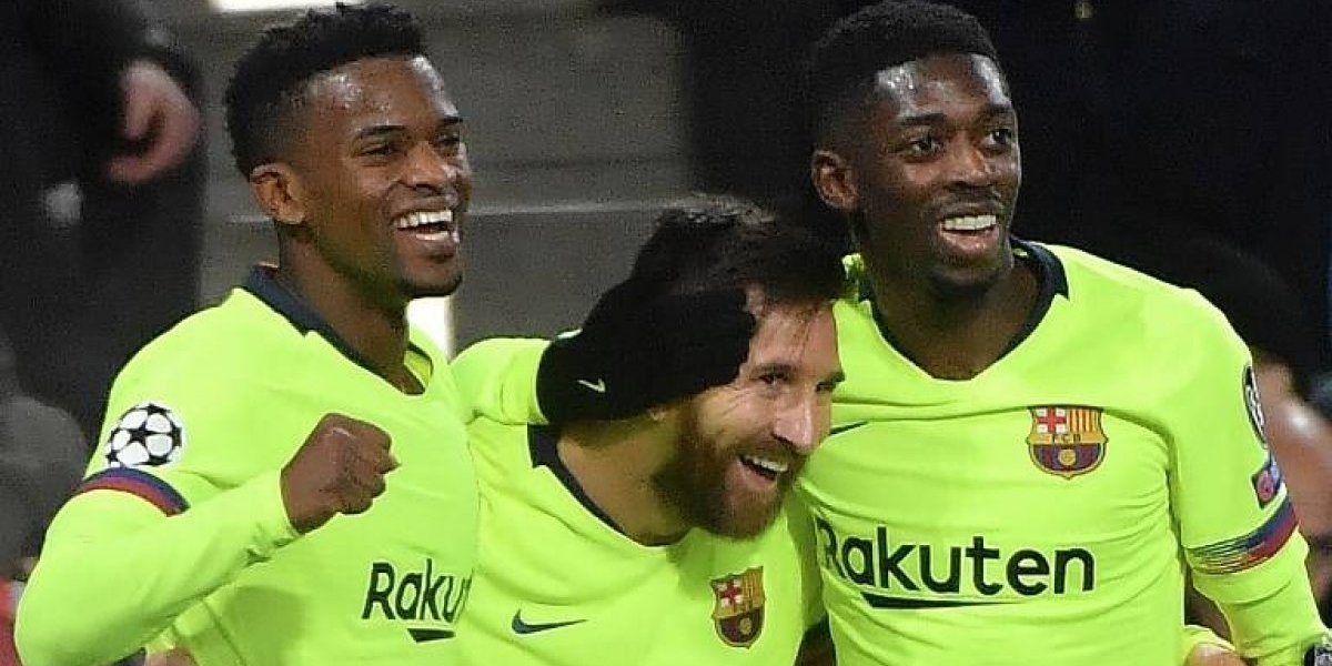 """El Barcelona viraliza """"lista"""" de jugadores mejores que Messi"""