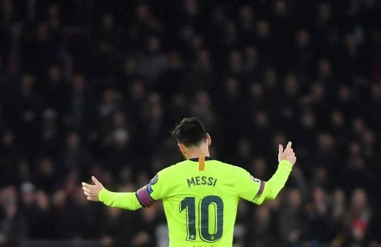 Messi es uno de los mejores jugadores del mundo.