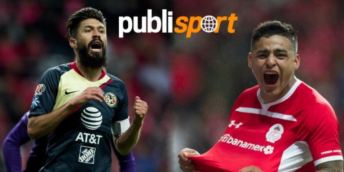 América vs Toluca ¿Dónde y a qué hora ver el partido?