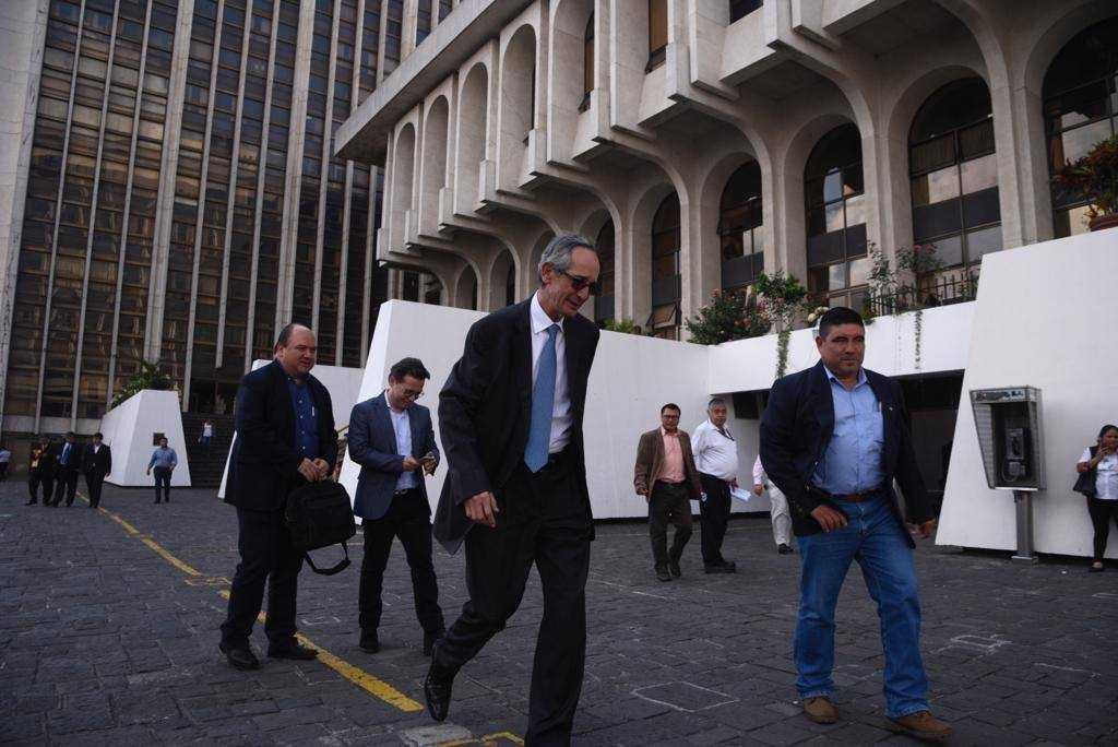 Álvaro Colom. Foto: Omar Solís