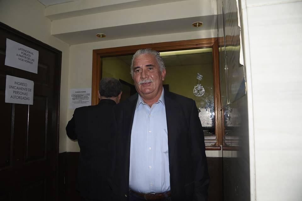 Salvador Gándara. Foto: Omar Solís
