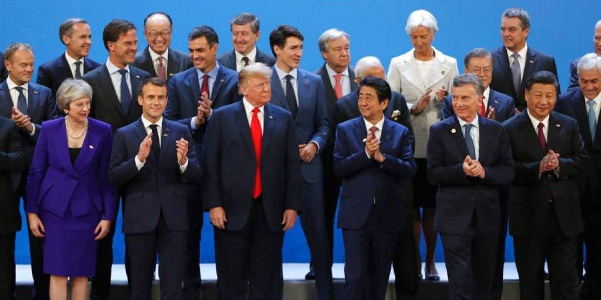 Cumbre del G20 trata hasta última hora de salvar divisiones