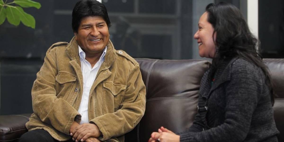 Evo Morales dedica video a Andrés Manuel López Obrador