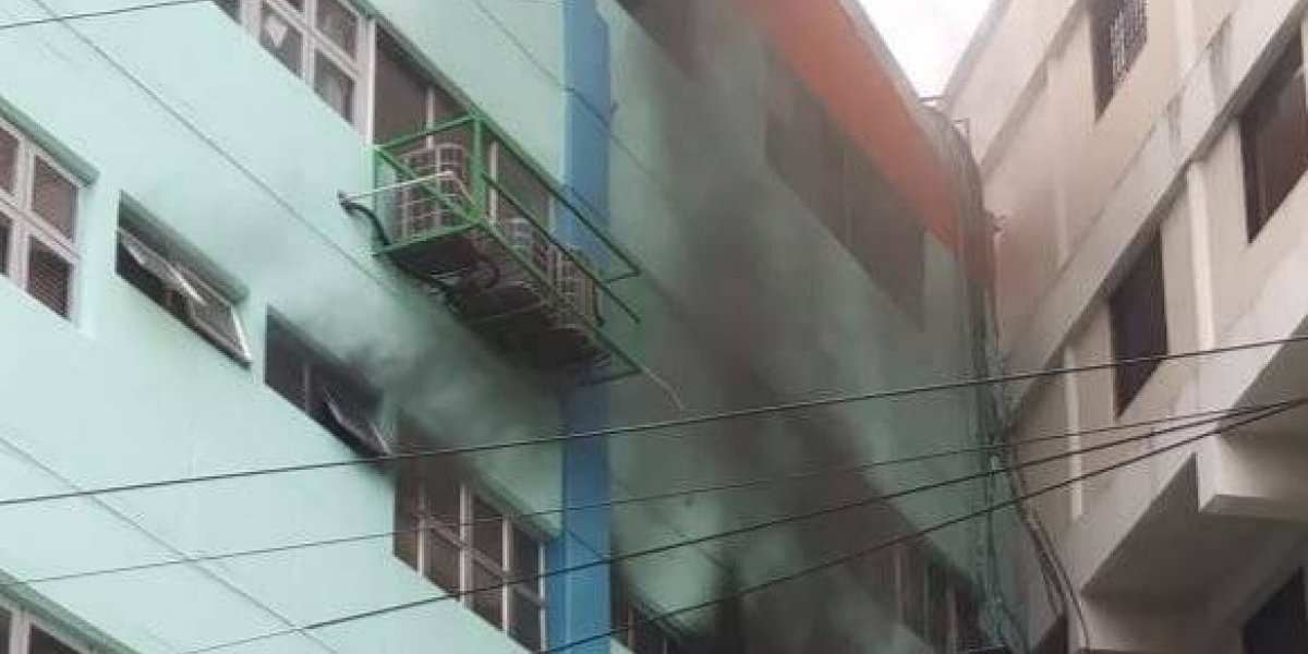 Digesett afirma fue controlado incendio ocurrido en sus instalaciones