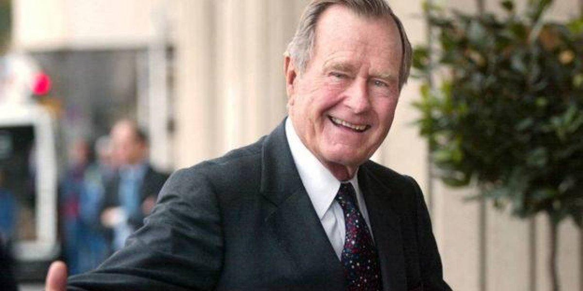 Muere el expresidente de EE UU George H.W. Bush a los 94 años