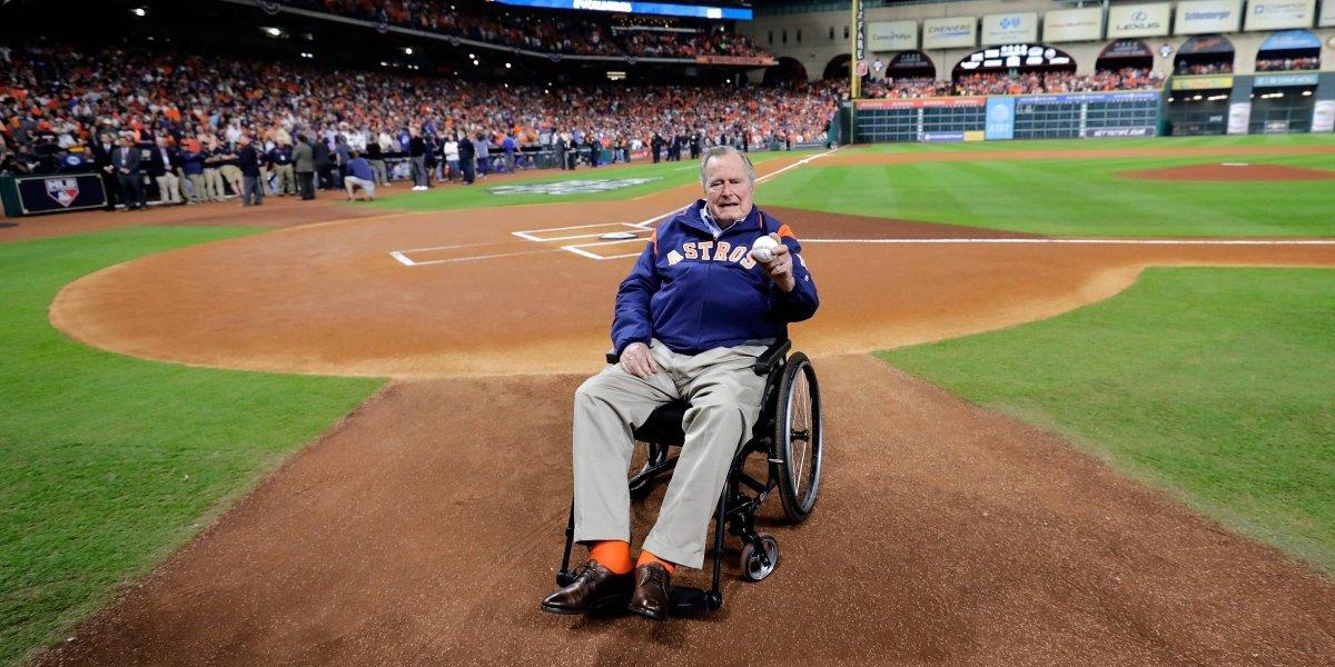 George H.W. Bush; el ex presidente que más apoyó al deporte en Estados Unidos