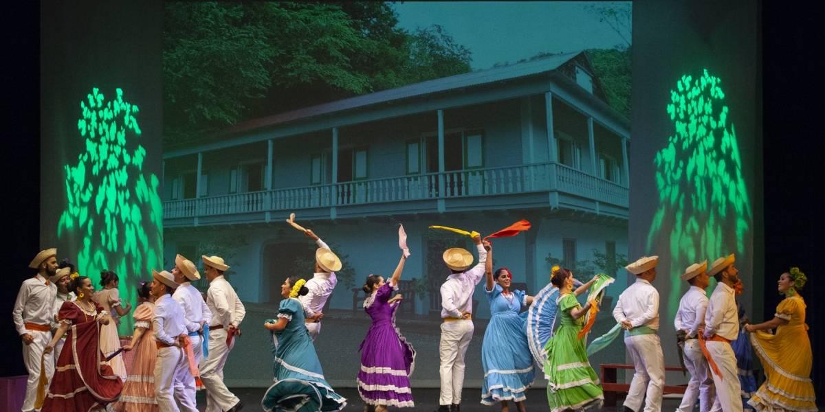 "A Mayagüez ""Gíbaro de fiesta"""