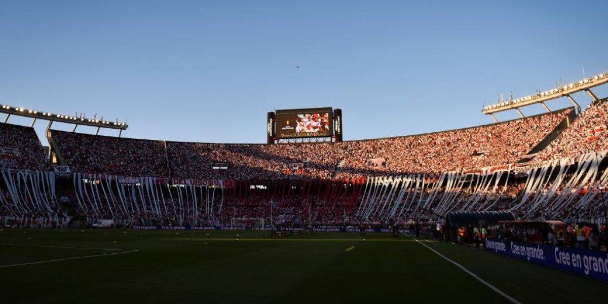 """River Plate manifiesta su """"rechazo"""" contra el cambio de sede: """"La decisión desnaturaliza la competencia"""""""