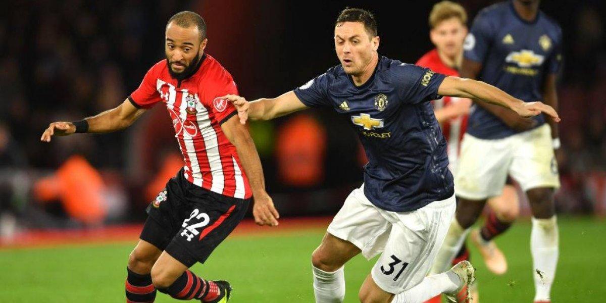 El United de Mourinho ya no convence a nadie tras pobre empate ante Southampton