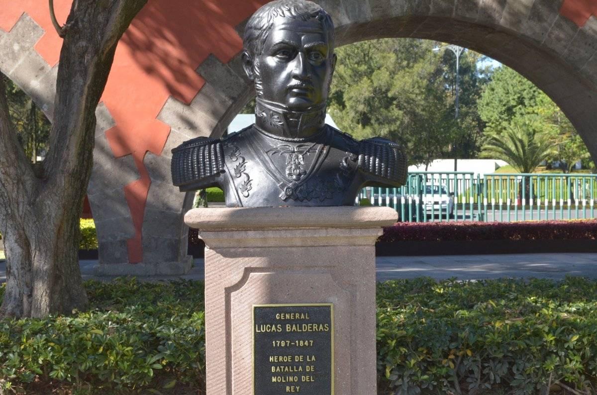 Asimismo, hay bustos de personajes históricos. Fotos: Ingrid Avecilla