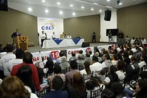 Jorge Yunda es proclamado como candidato a la alcaldía de Quito