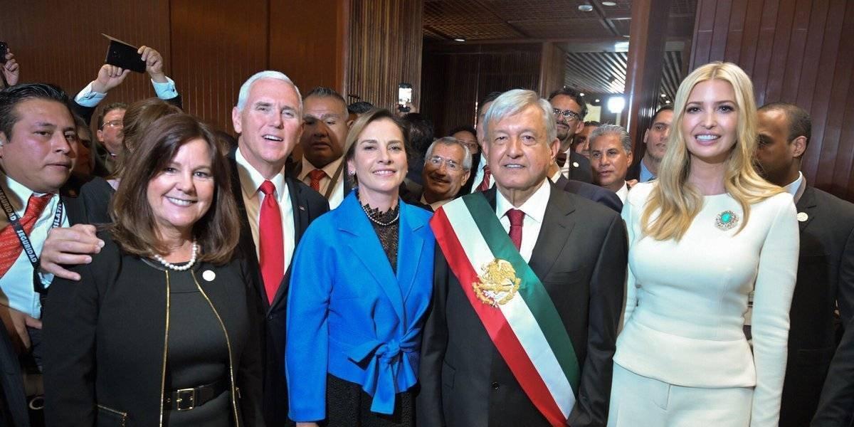 Mike Pence felicita a AMLO y desea prosperidad para México y EU
