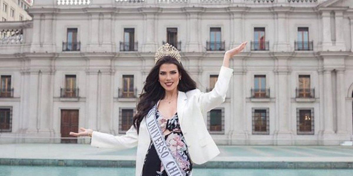 Con fotos de las cicatrices en su rostro, Miss Chile 2018 reveló su trágica historia
