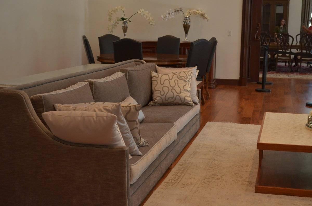 Interior de la Casa Miguel Alemán Fotos: Ingrid Avecilla