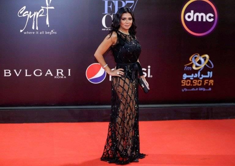 Actriz Rania Youssef