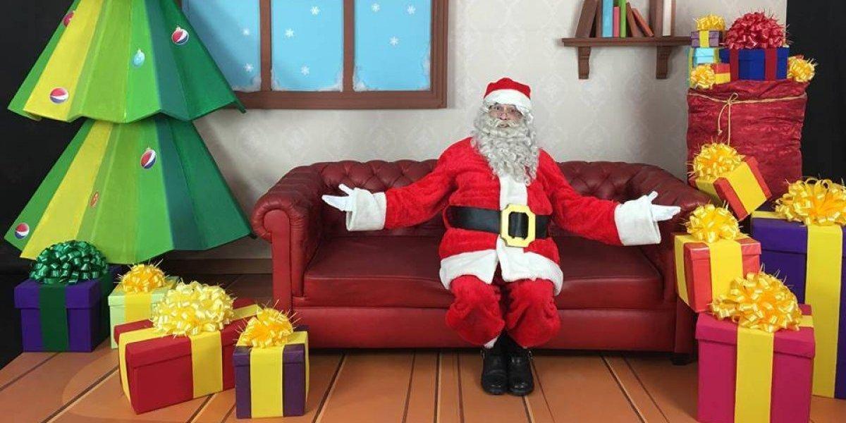 ¿Buscando lugares para tu foto navideña? Conoce los 7 sets inspirados en personajes