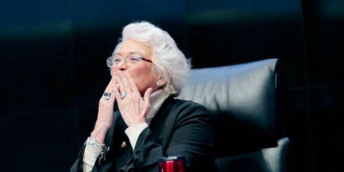 Olga Sánchez Cordero asume la titularidad de la Segob
