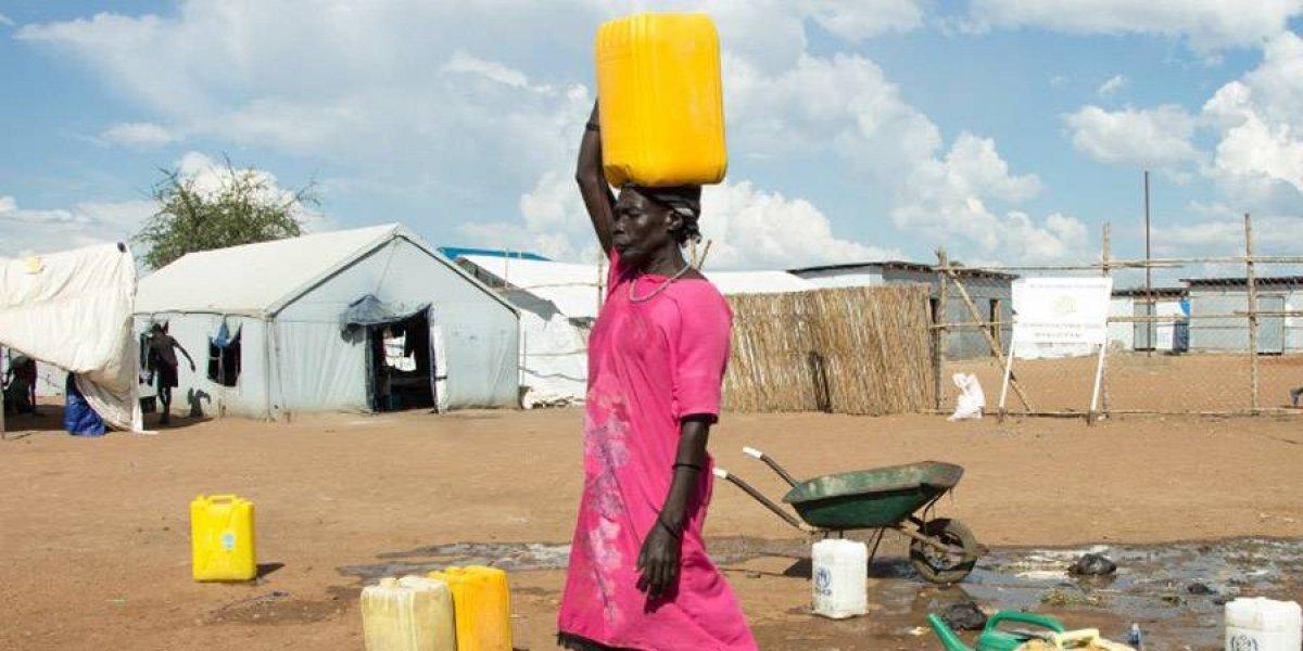 Violan, azotan y golpean a 125 mujeres y niñas en Sudán del Sur