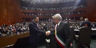 Andrés Manuel López Obrador toma protesta como presidente
