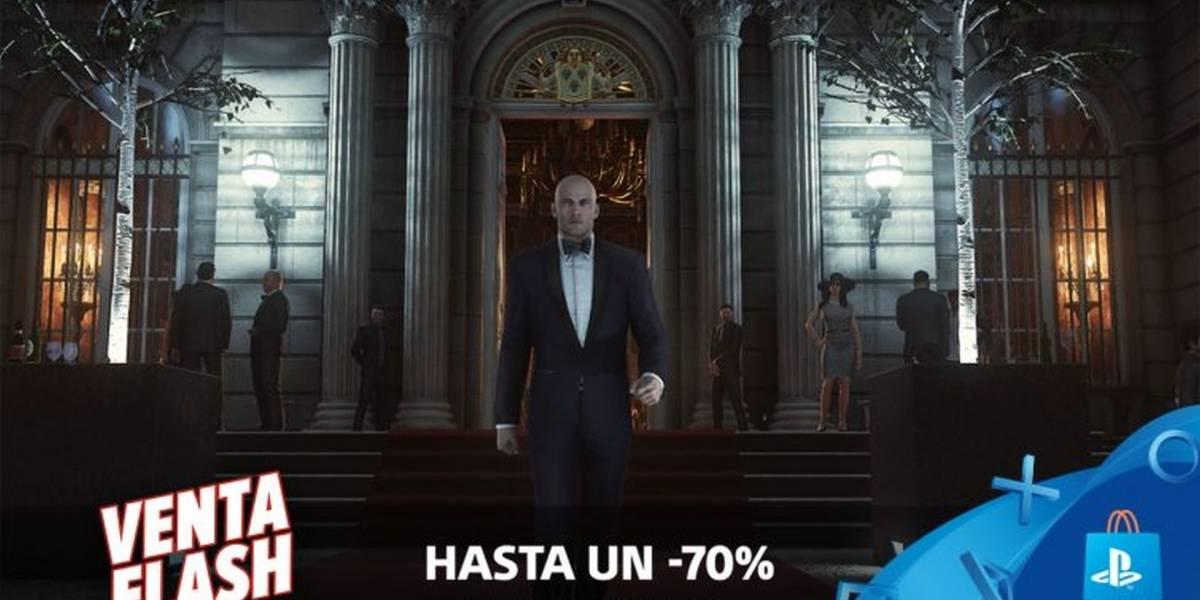 PlayStation Store tiene Venta Flash con ahorros de hasta el 70%