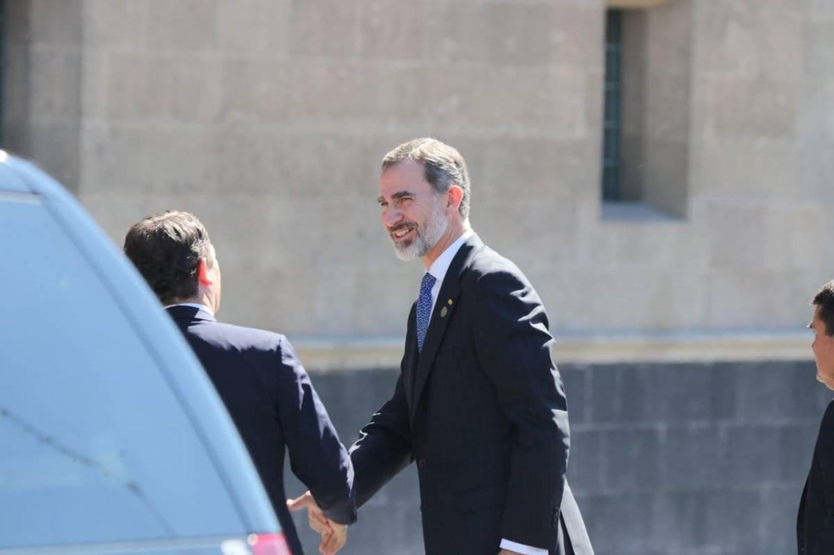 Rey Felipe VI de España Foto: Ángel Cruz | Publimetro