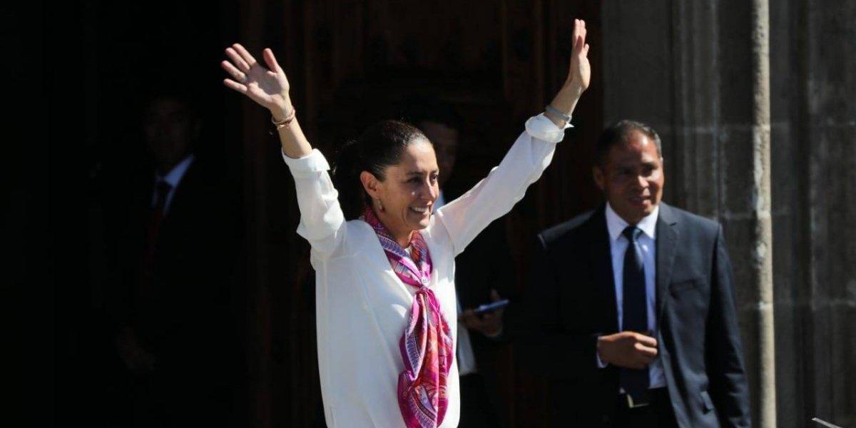 Claudia Sheinbaum inicia su gobierno con audiencias matutinas