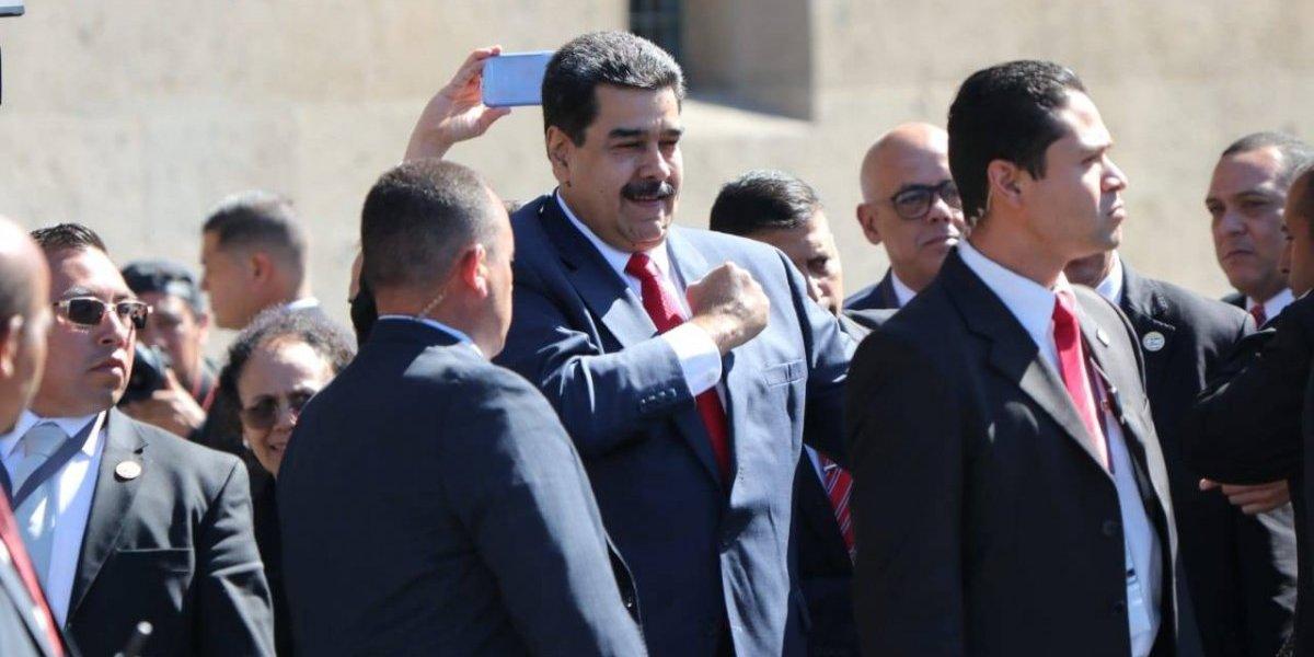 Los tuits de Maduro tras venir a México a la toma de protesta de AMLO