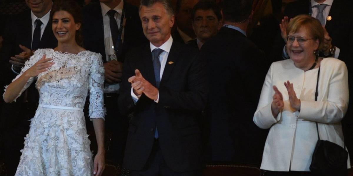 Comenzó la cumbre del G20: Macri recibió a los presidentes