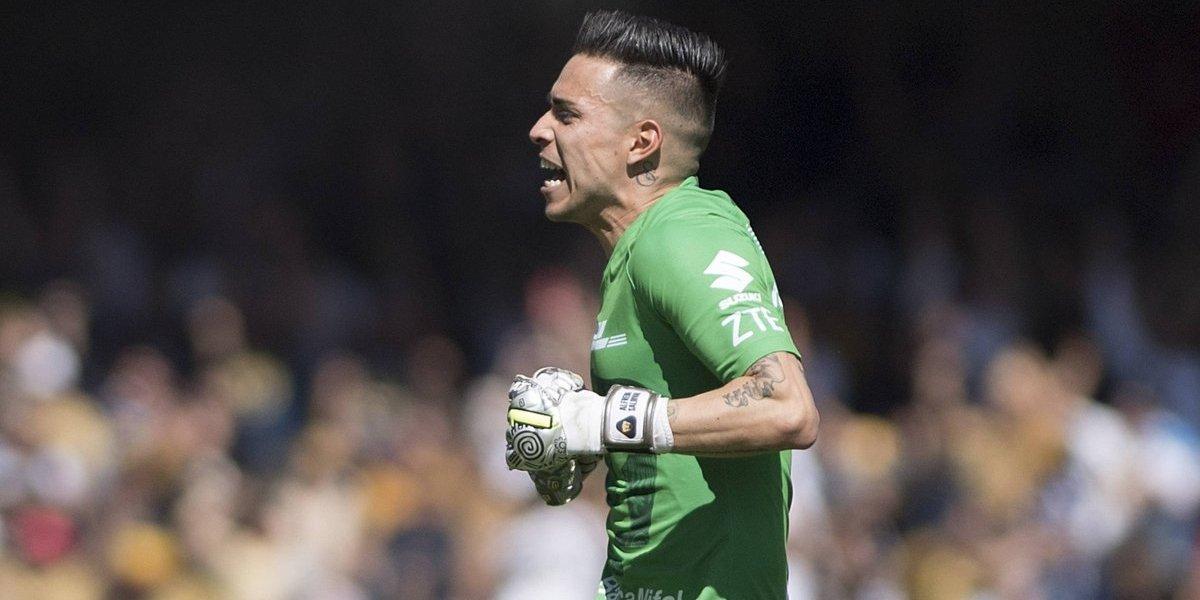 'No pienso en Selección, me enfoco en llegar a la final con Pumas': Saldívar