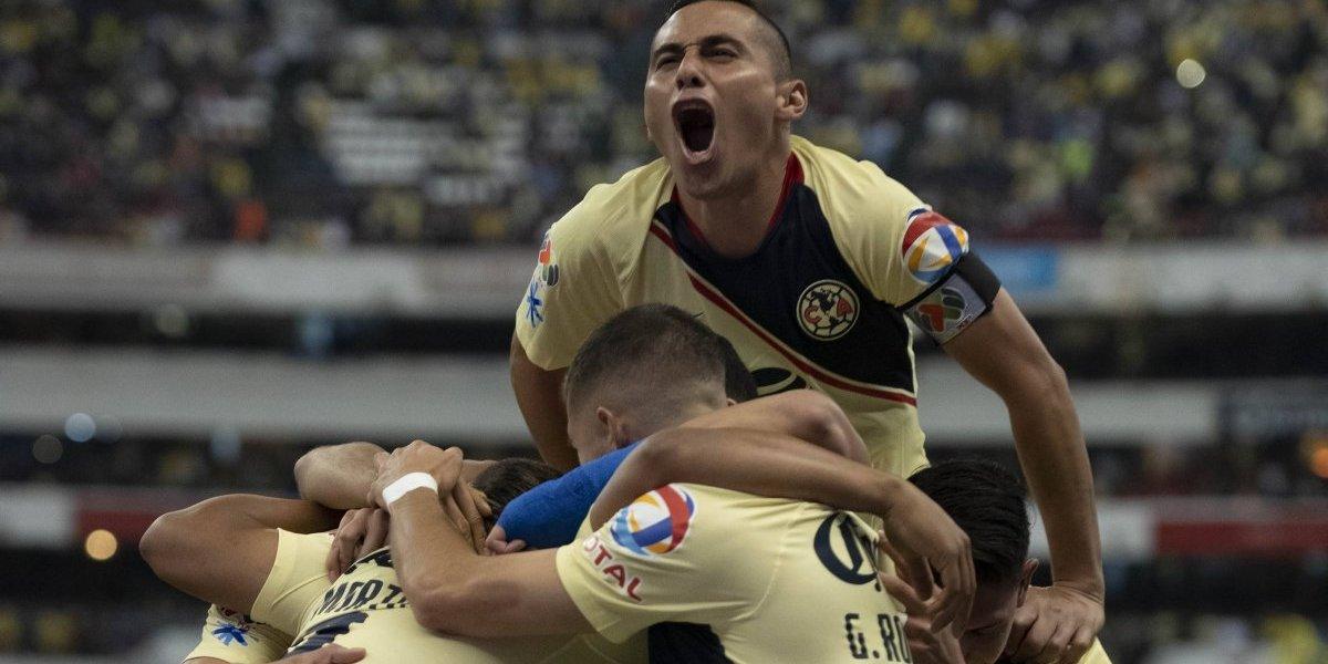 América sufre ante Toluca, pero avanza a semifinales