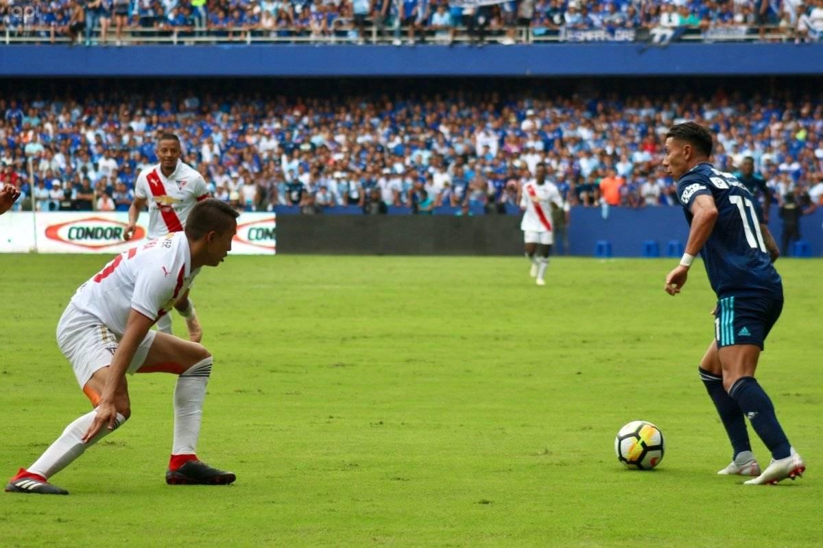 Emelec vs Liga de Quito