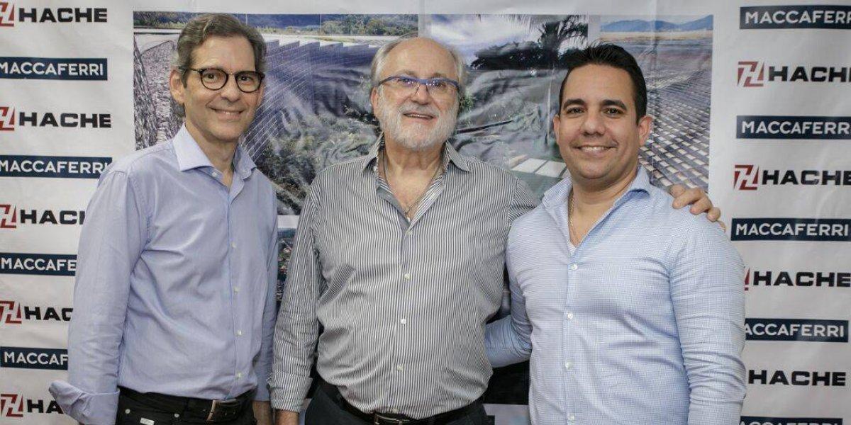 """#TeVimosEn: Maccaferri pone a circular libro """"Defensas Ribereñas con soluciones Maccaferri"""""""