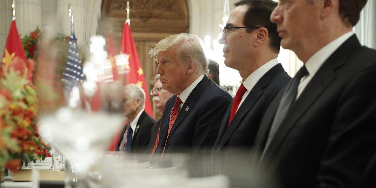Estados Unidos y China acuerdan pausa en disputa comercial