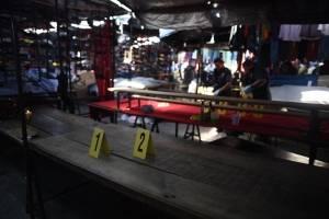 Ataque armado, mercado zona 6