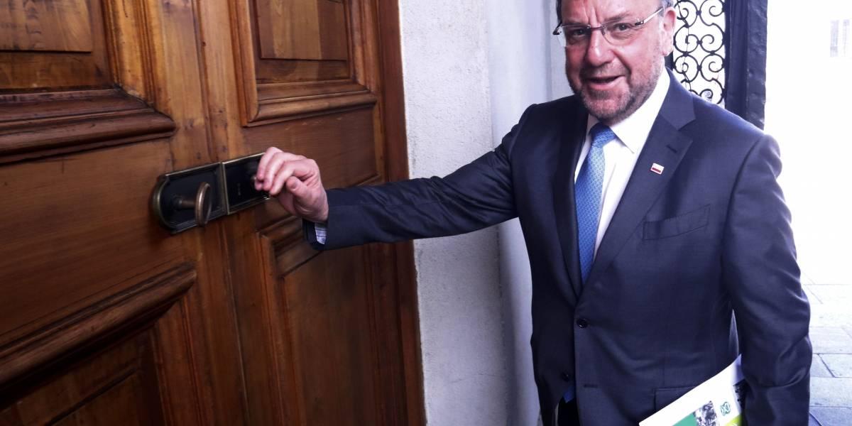 """Moreno y caso Catrillanca: """"Nadie puede pretender resolver en pocos meses un problemas que tiene siglos"""""""