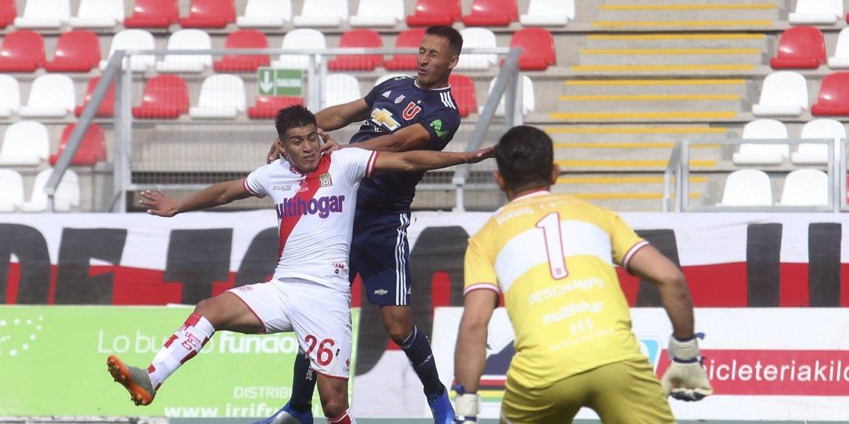 Así vivimos el triunfo de la U sobre Curicó que no le sirvió para la Libertadores